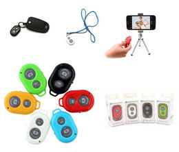 Wireless SELFIE Bluetooth Remote Control Self-timer Shutter Snapshot Camera Control Remote Shutter For iPhone  Samsung  Sony  Camera