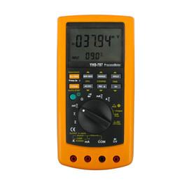 Wholesale Hot Car Accessories Original YHS Digital Process Calibration Multimeter Tester