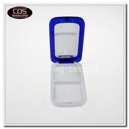 C001 empty compact with mirror for mineral powder, cosmetic compacts packaging, empty compact with mirror makeup cases
