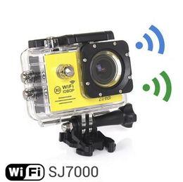 Full HD 1080P Waterproof Sport Action Camera WIFI Sports Camcorder 2.0 inch LCD Screen Diving Helmet Camera DVR