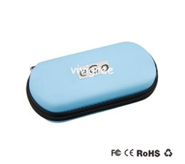 Wholesale Electronic cigarette carrying bag ecig zipper case carry case with customized logo design and OEM service
