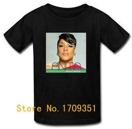 Wholesale T shirts Vintage Worship Anita Wilson Printed Men Casual Cotton Short T Shirt