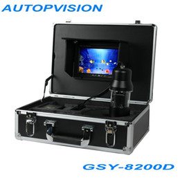 High quality cultivation underwater security waterproof camera vedio