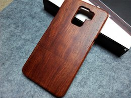 Wholesale Eskard Huawei Honor Phone Cases Genuine Bamboo Wood Wooden Back Cover Housing For Huawei Honor Cases