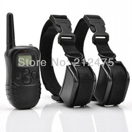 Wholesale Brand New DOGS LCD LV ELECTRIC SHOCK VIBRATE REMOTE DOG TRAINING COLLAR TRAINER PRODUCTS SUPPLIES Battery Life