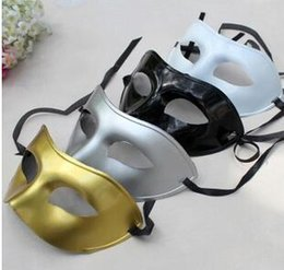 Fashion Unisex party mask Venetian masquerade half face masks dance party wedding mask Halloween Mask Venetian Mask 200pcs
