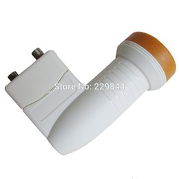 Wholesale HT LNB twin output LNB universal LNB for satellite receiver db lowest Noise Figure LNB ku band