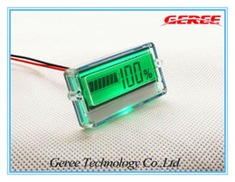 Wholesale New Battery Capacity Tester with LCD Indicator for V V Lead acid Lithium LiPo