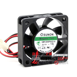 Wholesale Original SUNON GM1205PHVX A V W quiet service radiator fan