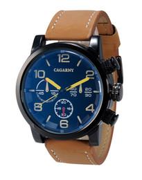 Wholesale Men s Watches Best Selling DZ Men s atmos Clock Leather Strap Watches Full Men Watch Steel Military Quartz Men s sports Wristwatch DZ7296