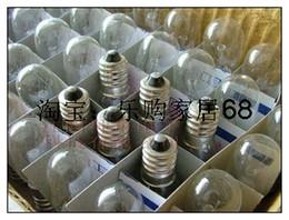 Wholesale E14 Electric refrigerator light bulb microwave oven bulb e14 w w small bulb night light bulb light beads