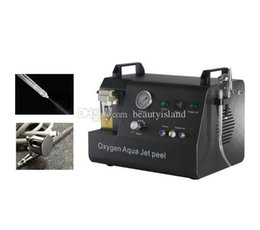 Wholesale professional oxygen jet machine water oxygen jet peel facial beauty salon machine for skin care