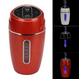 Wholesale Hot Sale Auto Mini USB Home Humidifier Air Purifier Freshener Car Portable essential oil diffuser difusor de aroma mist maker fogger