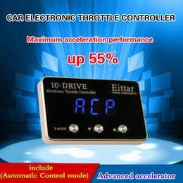 Wholesale Eittar car THROTTLE CONTROLLER BOOSTER FOR PORSCHE CAYENNE ALL PETROL ENGINES