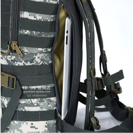 Wholesale Outdoor Military Tactical Assault Backpack Molle System day Life Saver Bug Out Bag Survival SWAT Police Carry Promotion