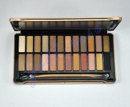 Wholesale HOT NEW Makeup Nude Eye Shadow Colors Eyeshadow plate gift