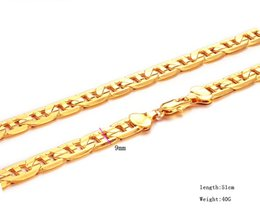 Wholesale 18k gold necklace factory direct length cm weight g
