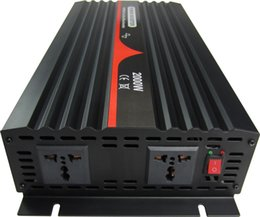 Full Power 12VDC to 230VAC 50HZ Euro Socket 2000W Pure Sine Wave Off Grid Inverter