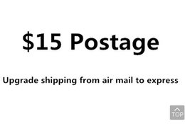 Wholesale Extra Postage So that we can Upgrade shipping from AIR MAIL to EXPRESS if you need item arrive in days