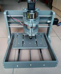 Máquina cepilladora en Línea-2015 Nuevo 2020B-tipo máquina de grabado de la computadora del CNC DIY máquina de fresado del CNC tableros de circuitos que reliegan tallando el plano del kit