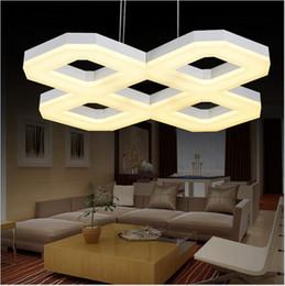 2016 new model Modern LED pendant light for dining room bedroom ect .Acrylic and Aluminum pendant lamp AC85-265V