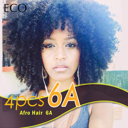 Afro Kinky Hair 4 Pcs Lots Bundles Brazilian Hair Kinky Hair Best Hair Extensions Wholesale Brazilian Hair