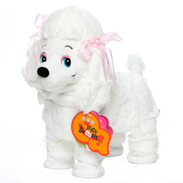 toys dance sing prices - New Arrival Electronic Toys Walking Singing Dancing Plush Dog Outdoor Funny Doll Toys For Children Electronic Pet For Kids Gift