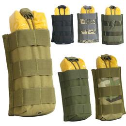 Wholesale Airsoft Tactical Molle Open Top MPS AEG Single Magazine Pouch Bag Cartridge Clip Pouch For M4 M16
