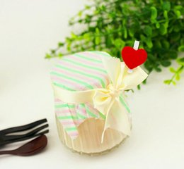Wholesale Hot sale Korean style sweet love wooden hearts wooden grips snack clip photo clip