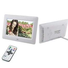 Wholesale price inch digital photo frame inch screen size at low cost only picture show