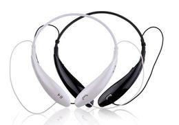 HOT arriva HBS-800 Bluetooth Stereo headset Wireless earphone sport headphone Bluetooth Sport Neckband Headsets For LG iPhone Samsung MQ50
