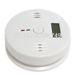 Wholesale Good Quality Home Security Safety CO Gas Carbon Monoxide Alarm Detector order lt no track