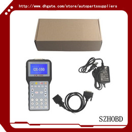 Wholesale Key Programmer car tools CK Auto Key Programmer V99 ck100 CK Newest Generation SBB With tokens DHL free