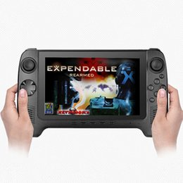 Wholesale Subor handheld game consoles Players Quad Core Gamepad Andrews intelligent wireless WIFI inch high definition touch screen