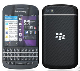 Wholesale Q10 Original Blackberry Q10 Unlocked Mobile Phone G Network MP Dual core GHz G RAM G ROM Refurbished