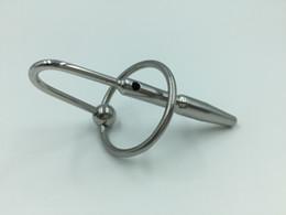 Wholesale Alternative stainless steel metal catheter DA adult sex sexual health supplies horse eye stimulator penis urethral plug