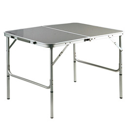 Wholesale Hot Sale Outdoor Folding Table Kingcamp Aluminum Camping Table Portable Outdoor Furniture Table X70X44CM