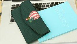 Wholesale Universe Cloud Sun Fire Balloon Nylon Wallet Lady Wallet Clutch Pocketbook Coin Purse