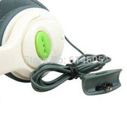 Wholesale Headset Headphone Earphone Microphone for Microsoft Xbox Live Game microphone drive microphone capsule microphone capsule