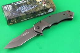 OEM Strider Mick 352 Tactical folding knife Outdoor Survival Camping hiking knife EDC pocket knife knives
