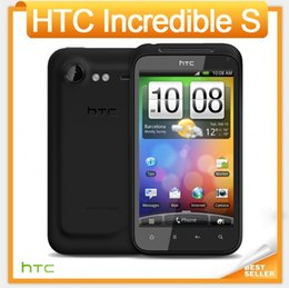 Wholesale G11 Original Unlocked HTC Incredible S S710e quot WIFI GPS Dual Camera G Smartphone Multi language mobile phone