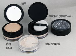 Wholesale Genuine grace hot double cabin makeup loose powder hold u0026 powder in Powder Concealer
