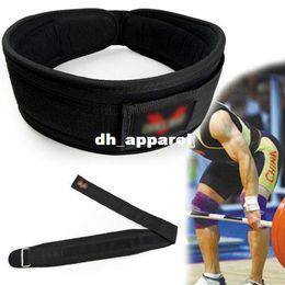 Wholesale Fitness Weight Lifting Cinto For Men Women Wide Cinturon Gym Sports Waist Support Belt Masculino Ceinture Weightlifting S385