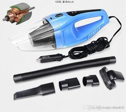 Wholesale Car vacuum cleaner edition super suction W wet and dry absorption of portable handheld V High Power Wet cars washer A5