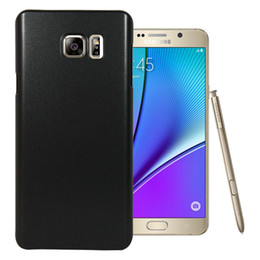 Free Shipping New Designer Metallic Paint Coated Mobile Phone Case Wholesale for Samsung Galaxy Note 5 N9200