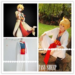 Wholesale Japanese anime Magi Cosplay Ali Baba Cosplay Costumes Arabic style Suit Free Size P002