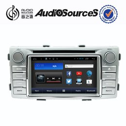 Wholesale car dvd hyundai tucson gps dvd with Original car Design without broken cables and Nondestructive installation