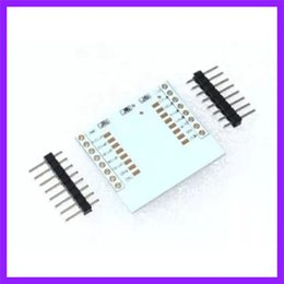 Wholesale 5pcs Serial Port WIFI ESP8266 Module Transfer Board ESP ESP E ESP No Module