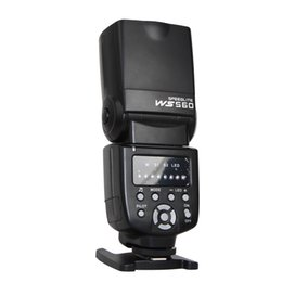 Wholesale NEW WANSEN WS I Flash Speedlite for Nikon D3100 D5100 D7000 D7100 Canon D D D D D D D as Yongnuo