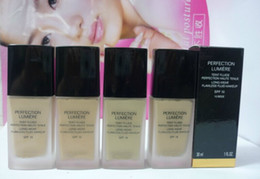 factory driect New brand makeup Liquid Foundation SPF10 6Color can choose 30ML